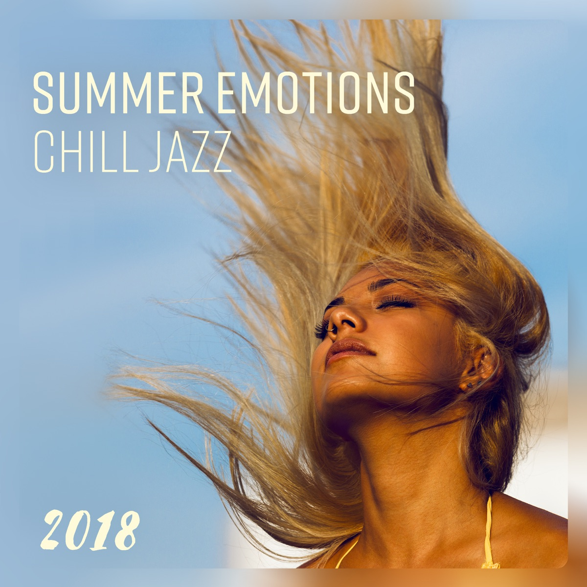 Summer Emotions Chill Jazz 2018 Album Cover By Smooth Jazz