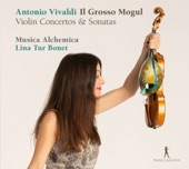 """Violin Concerto in D Major, RV 208 """"Grosso Mogul"""": II. Grave recitativo artwork"""