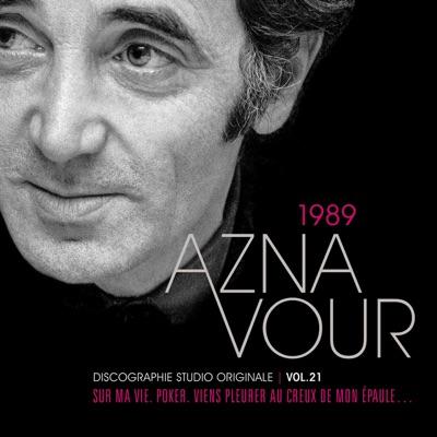 Discographie Studio Originale, Vol. 21: 1989 - Charles Aznavour