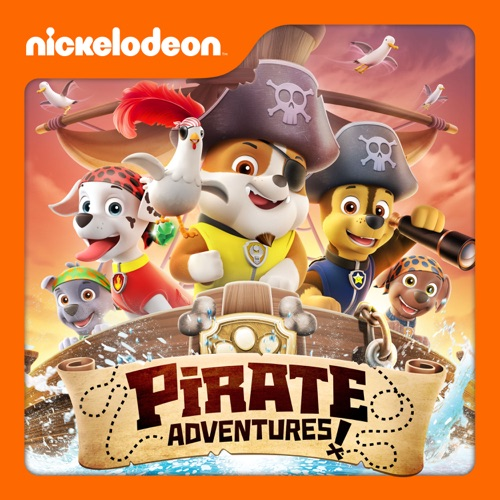 PAW Patrol, Pirate Adventures! movie poster