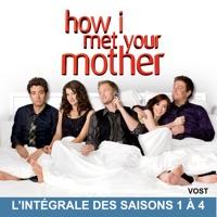 Télécharger How I Met Your Mother, L'intégrale des Saisons 1 à 4 (VOST) Episode 20