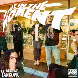 """View album Portugal. The Man - Live in the Moment (""""Weird Al"""" Yankovic Remix) - Single"""