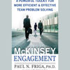 Paul D. N. Friga - The McKinsey Engagement: A Powerful Toolkit For More Efficient and Effective Team Problem Solving artwork