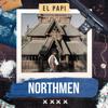 El Papi - Northmen 2019 artwork