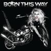 Lady Gaga - The Edge of Glory artwork