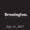 Ron Bennington - Bennington, Sam Morril, July 11, 2017  artwork