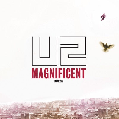 Magnificent (With Live Tracks) - EP - U2