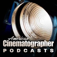 Podcast cover art for American Cinematographer Podcasts