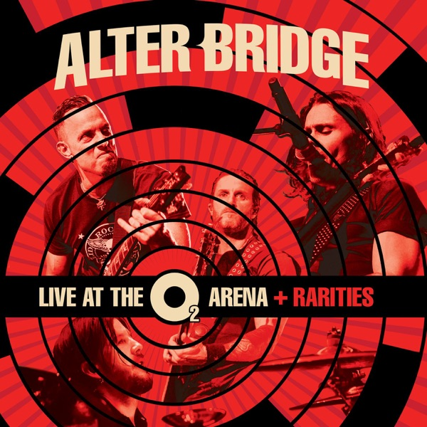 Alter Bridge - The Writing on the Wall (Live)