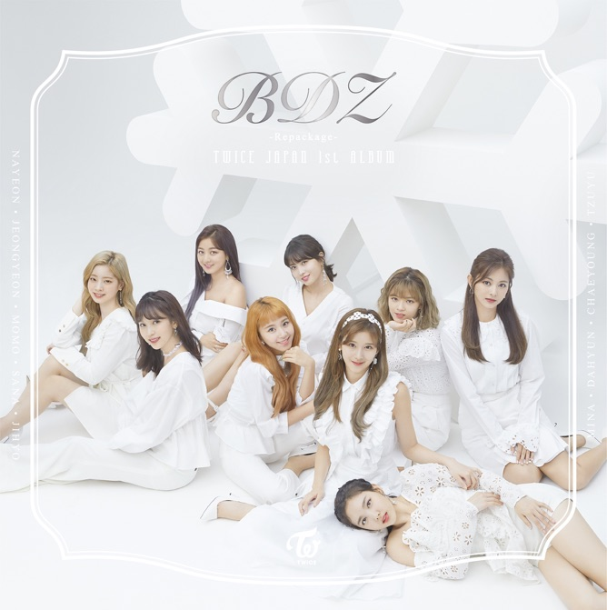 TWICE – BDZ -Repackage- (FLAC + ITUNES MATCH AAC M4A)