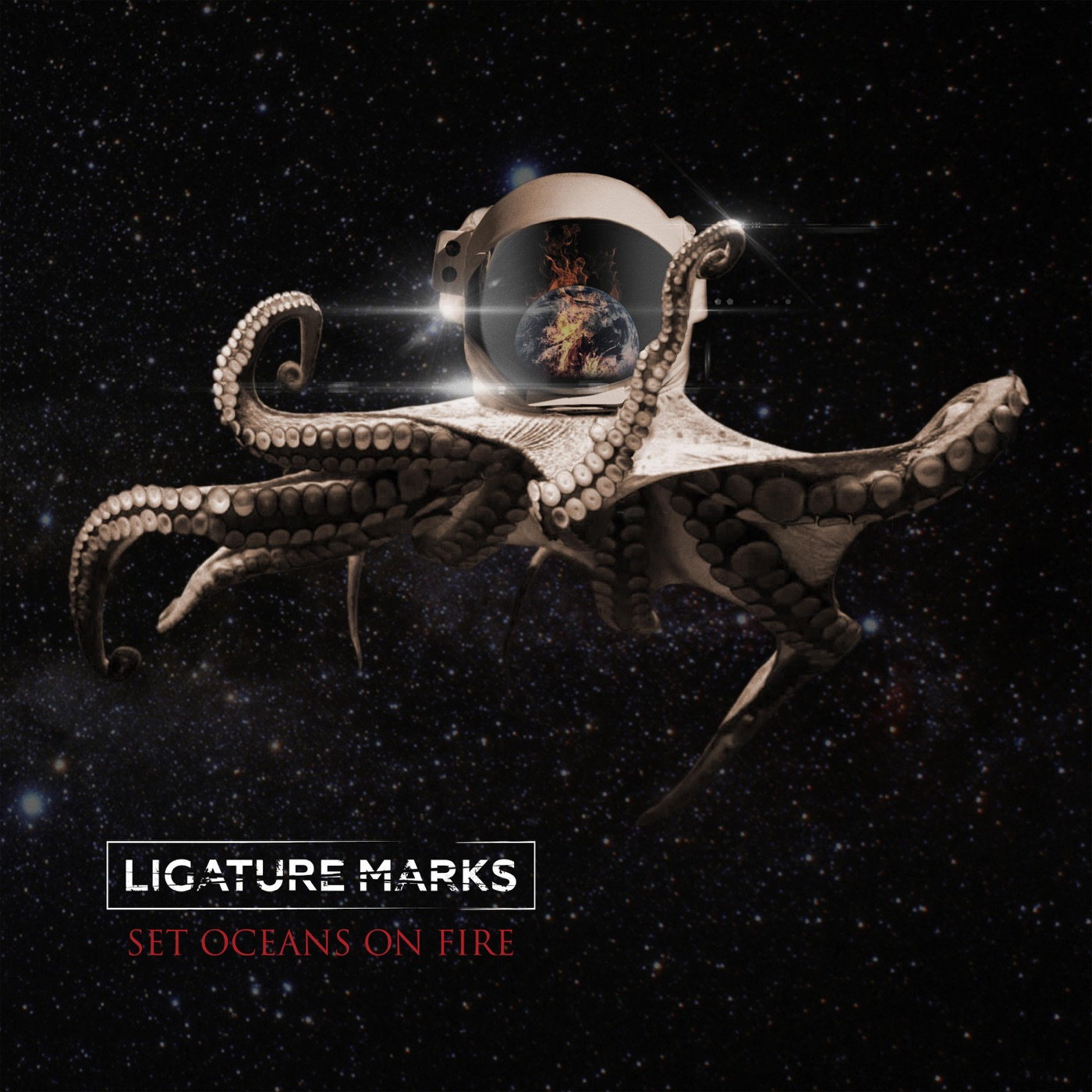 Ligature Marks – Set Oceans on Fire [EP] (2018)