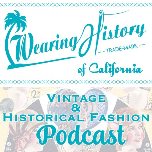 Cover image of Wearing History Podcast