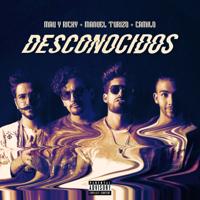 Desconocidos - Mau y Ricky, Manuel Turizo & Camilo
