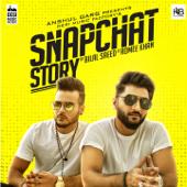 Snapchat Story Feat. Romee Khan  Bilal Saeed - Bilal Saeed