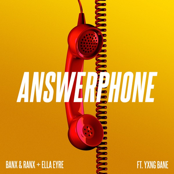 Cover art for Answerphone