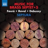 Septura - Ma mère l'Oye Suite, M. 60 (Arr. M. Knight for Brass Septet): I. Pavane de la belle au bois dormant