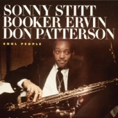 Sonny Stitt - I Can't Get Started / The Masquerade Is Over