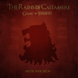 rains of castamere