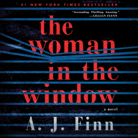 The Woman in the Window - A. J. Finn MP3 Download