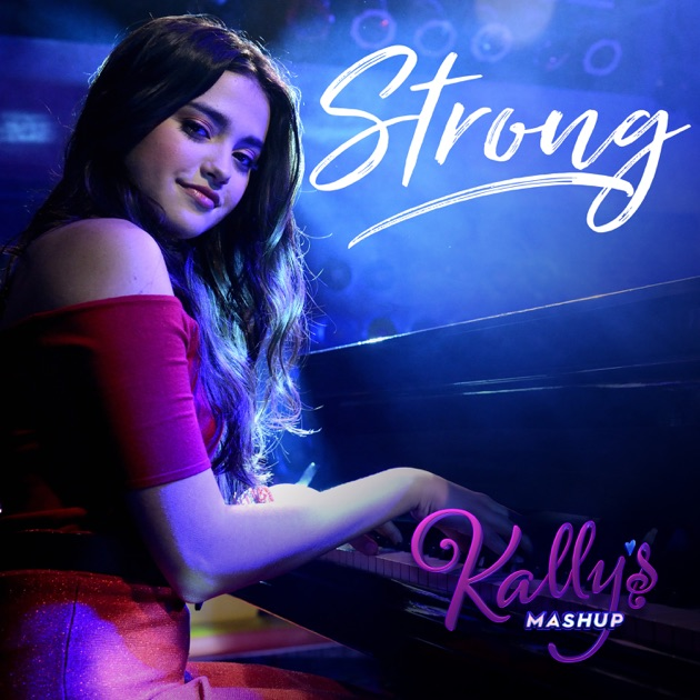 Strong feat maia reficco single by kally 39 s mashup for Habitacion de kally s mashup