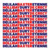 Baxter Dury, Etienne de Crécy & Delilah Holliday - But I Think artwork