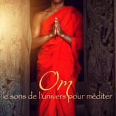 OM, le sons de l'univers pour méditer – Mèditation, 1 heure de musique zen, cymbales et moines tibétains chantant la om, son cosmique