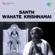 Santa Vahate Krishnamai - Sudhir Phadke