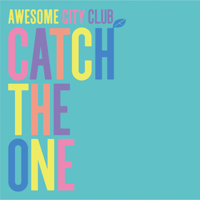 Awesome City Club - Catch The One artwork
