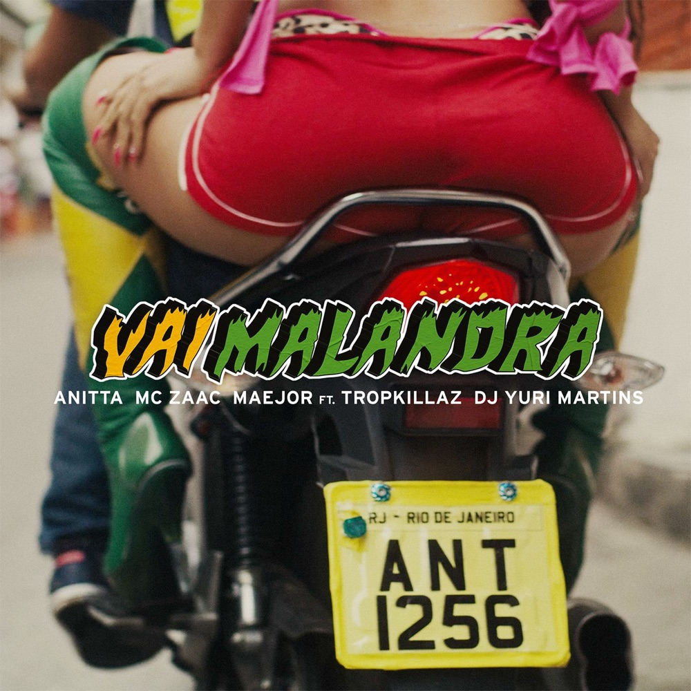 Single - Vai malandra