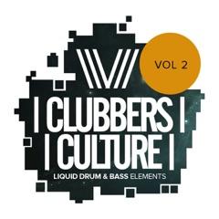 Clubbers Culture: Liquid Drum & Bass Elements, Vol.2