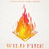 DJ Sava - Wild Fire (feat. Misha Miller) artwork