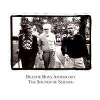 Beastie Boys - Anthology: The Sounds of Science artwork
