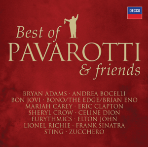 Luciano Pavarotti - Best of Pavarotti & Friends - The Duets