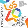 Varios Artistas - Los Números 1 De Los 40 (Music Inspires Life) portada