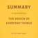 Milkyway Media - Summary of Don Norman's The Design of Everyday Things by Milkyway Media (Unabridged)