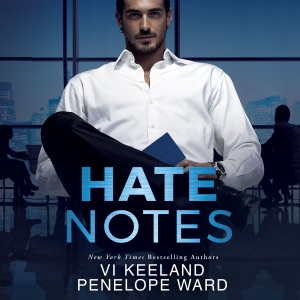 Hate Notes (Unabridged) - Vi Keeland & Penelope Ward audiobook, mp3