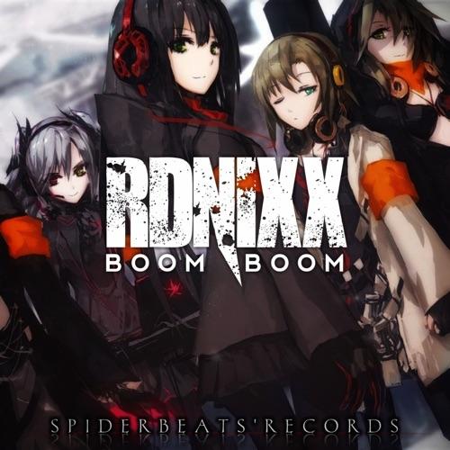Rdnixx – Boom Boom (feat. MOMOLAND) – Single