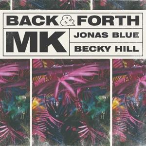 Back & Forth - Single Mp3 Download