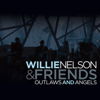 Willie Nelson - Outlaws and Angels (Live At Wiltern Theatre, Los Angeles 2004) artwork