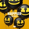 Marshmello & Bastille - Happier Remixes Pt 2  EP Album