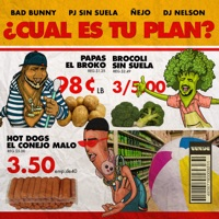 ¿Cuál es tu plan? (feat. DJ Nelson) - Single Mp3 Download