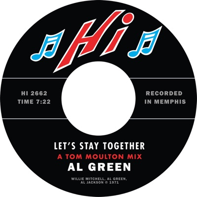 Let's Stay Together - A Tom Moulton Mix - Single - Al Green