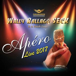 Wally B. Seck & Le Raam Daan - Apero (Live 2017)