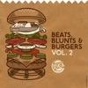 Beats, Blunts & Burgers, Vol. 2 ジャケット写真