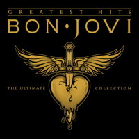 ボン・ジョヴィ - Greatest Hits: The Ultimate Collection (Deluxe Edition) artwork