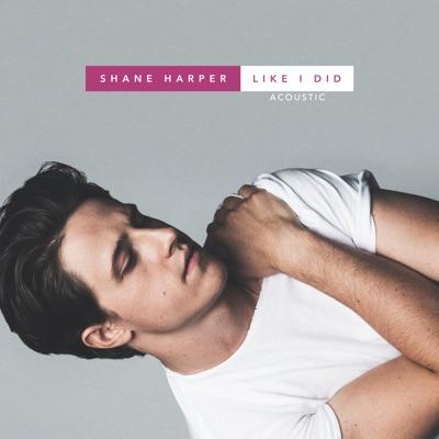 Like I Did (Acoustic) - Single - Shane Harper