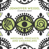 Jenniffer Weigel - Mediums, Psychics, and Channelers, Vol. 2: Jenniffer Weigel's I'm Spiritual, Dammit! series (Original Recording)  artwork