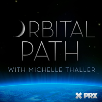 Podcast cover art for Orbital Path