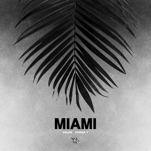 Valee - Miami (feat. Pusha T) - Single