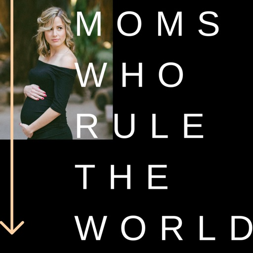 Cover image of Moms Who Rule the World